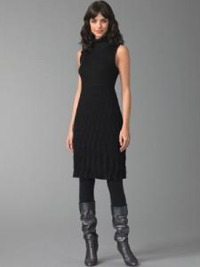 modele rochii tricotate  (23)